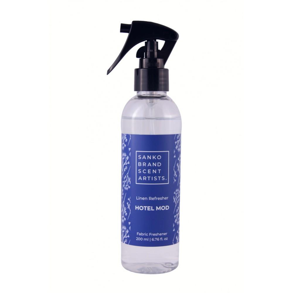 HOTEL MOD Linen Refresher αρωματικό για το φρεσκάρισμα των υφασμάτων 200 ml