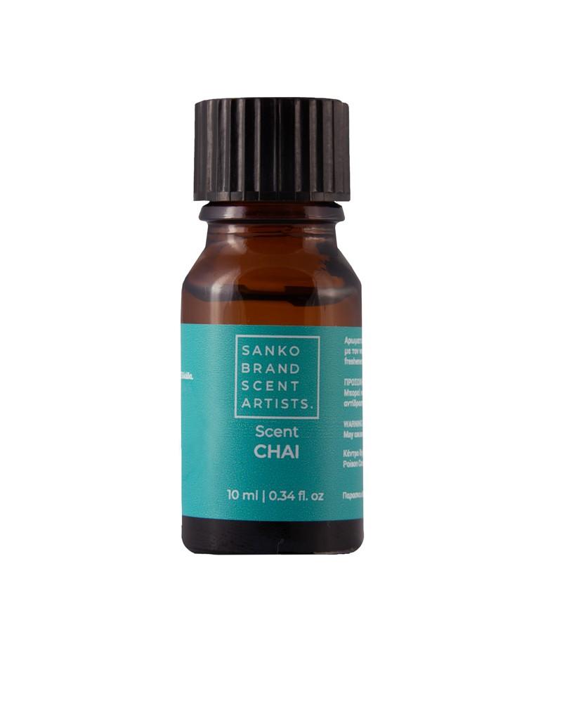 CHAI Scent Ατμοσφαιρικό άρωμα χώρου για το Nebulizer 10 ml