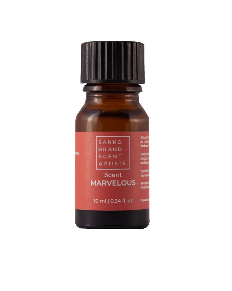MARVELOUS Scent Ατμοσφαιρικό άρωμα χώρου για το Nebulizer 10 ml